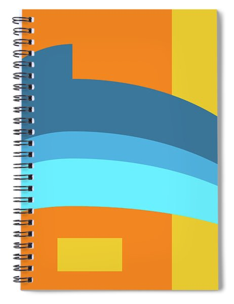 Dolphin Spiral Notebook
