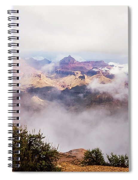 Don't Breathe Spiral Notebook