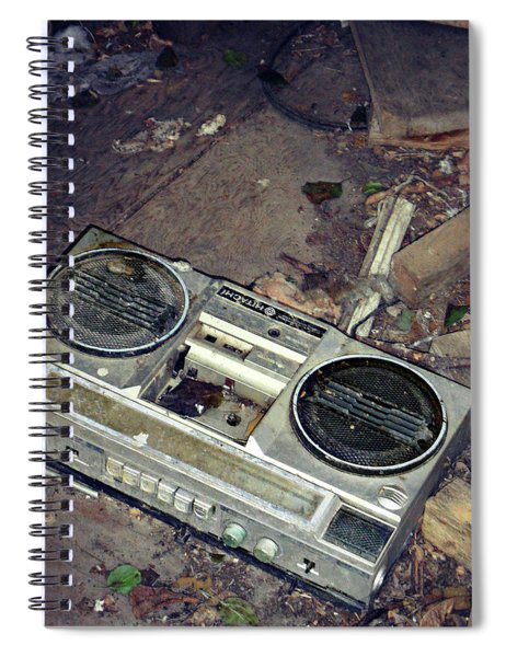 Don't You Forget About Me Spiral Notebook