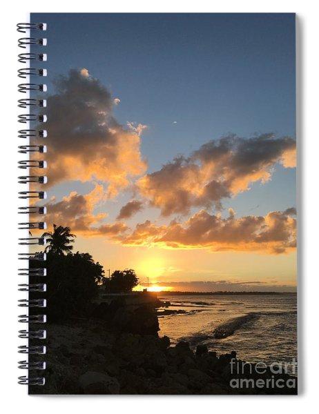 Dorado, Puerto Rico Spiral Notebook