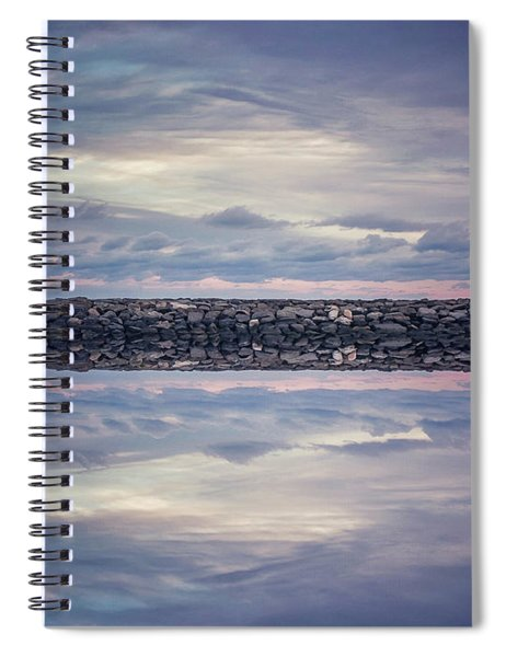 Double Exposure 2 Spiral Notebook
