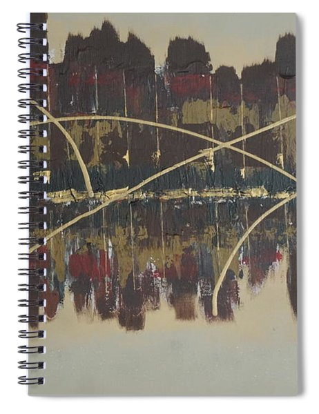 Downtown Abbey Spiral Notebook