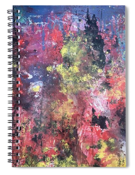 Downtown Sac Spiral Notebook