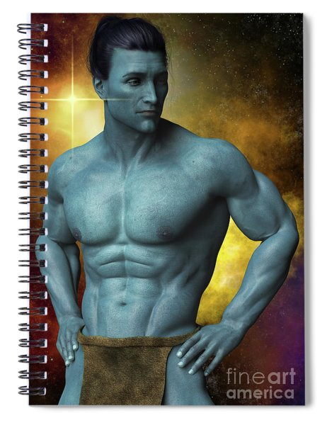Drayke Spiral Notebook