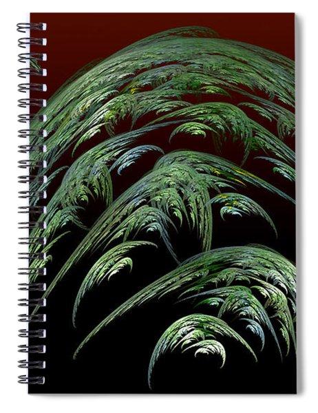 Dread Full Spiral Notebook