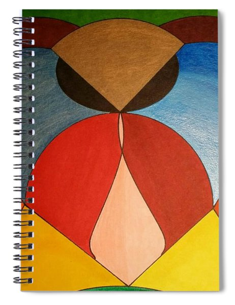 Dream 336 Spiral Notebook