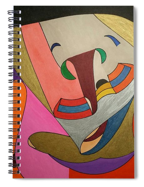 Dream 337 Spiral Notebook