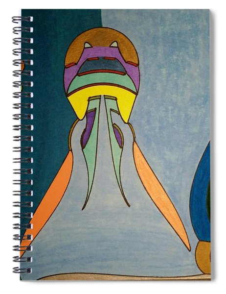 Dream 338 Spiral Notebook