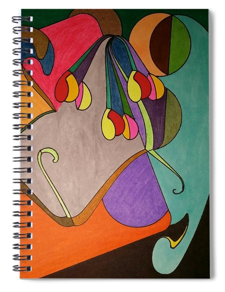 Dream 339 Spiral Notebook
