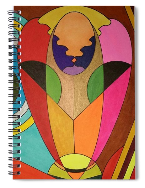 Dream 342 Spiral Notebook
