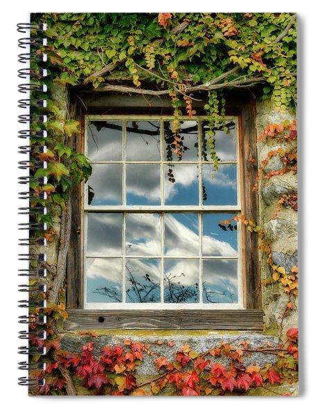 Dream, Crane Estate Spiral Notebook