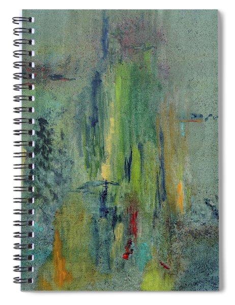 Dreaming #1 Spiral Notebook