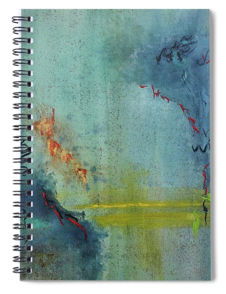Dreaming #2 Spiral Notebook