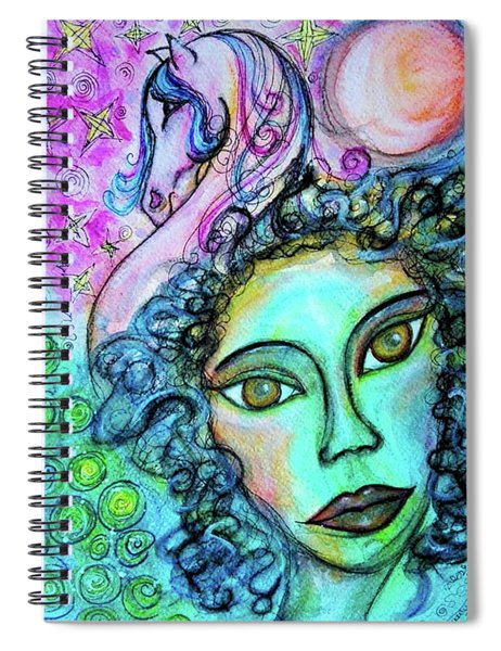 Dreams Are Free Spiral Notebook