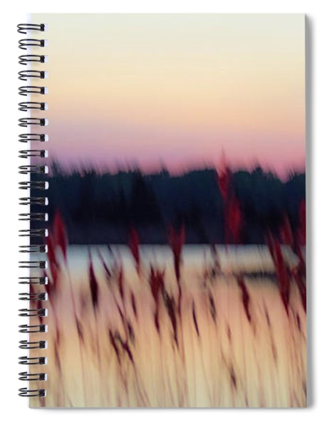 Dreams Of Nature Spiral Notebook