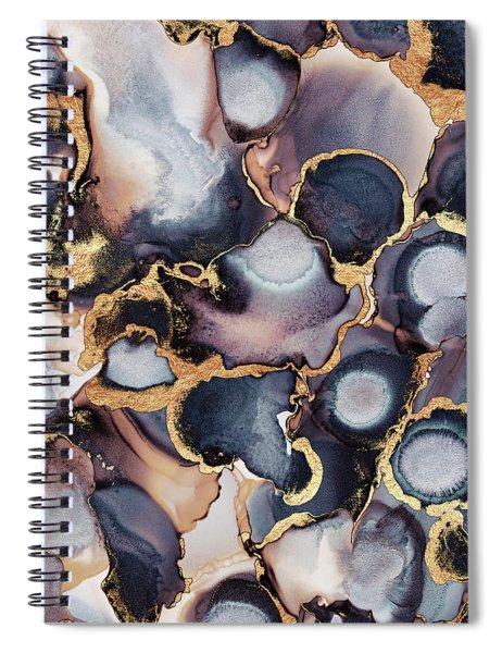 Dreamy Ink Spiral Notebook