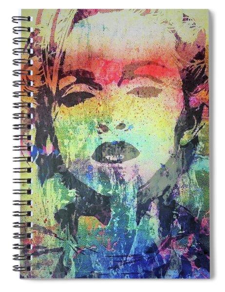 Dress You Up Spiral Notebook