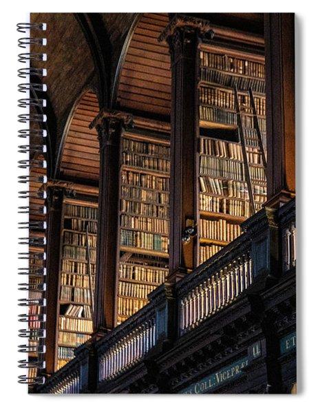 Dublin Trinity College  Spiral Notebook