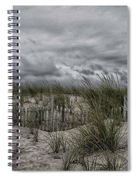 Dunes Day Spiral Notebook