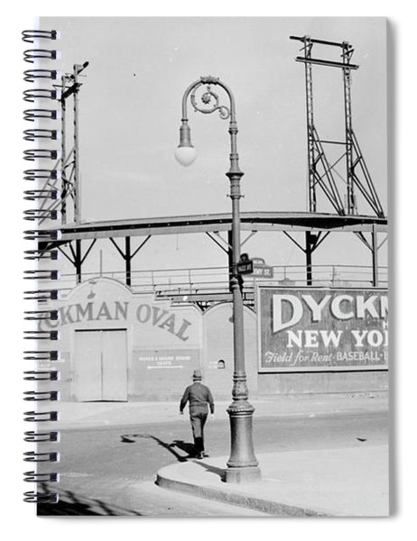 Dyckman Oval Spiral Notebook