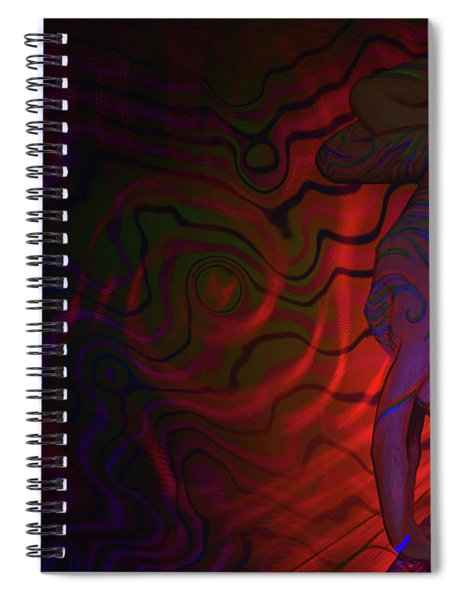 Dynamic Color 3 Spiral Notebook