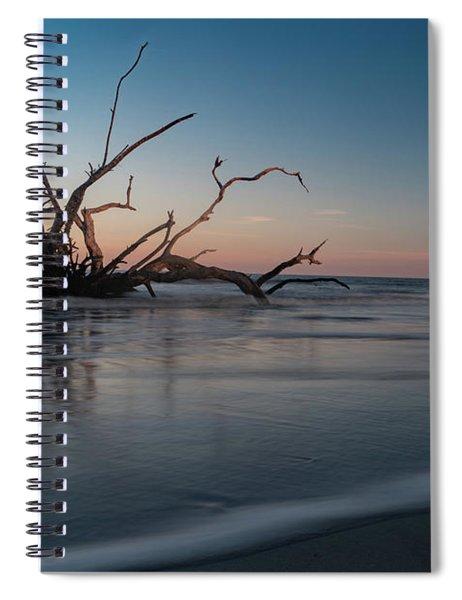 Early Drift Spiral Notebook