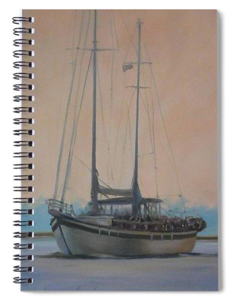 Early Start Spiral Notebook