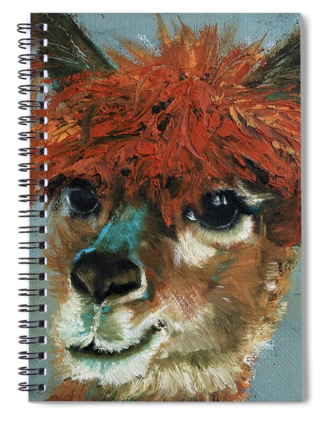 Easy Breezy Beautiful Spiral Notebook by Jani Freimann