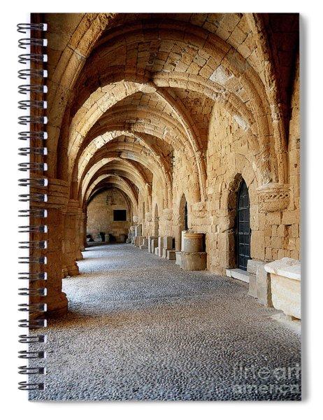 Echoing Down The Centuries Spiral Notebook