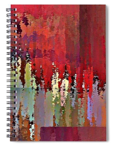 Ecumenopolis Spiral Notebook