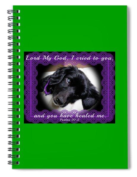 Edie Framed Spiral Notebook