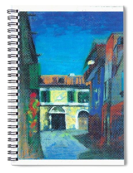 Edifici Spiral Notebook