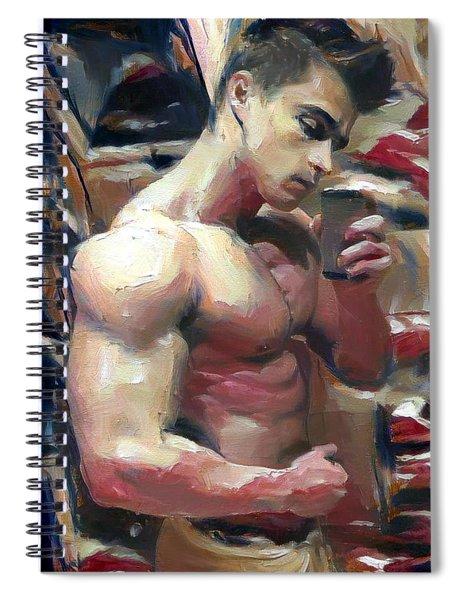 Eduardo Spiral Notebook
