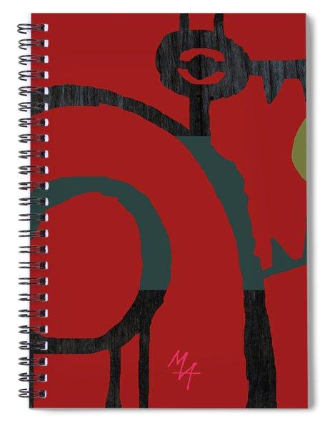 Eggeater Spiral Notebook