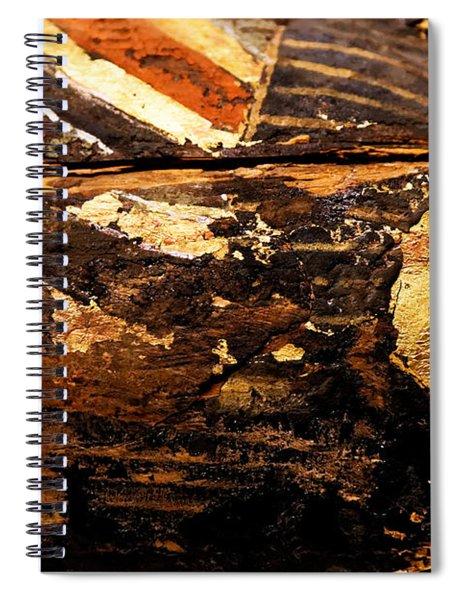 Egyptian Splash Spiral Notebook