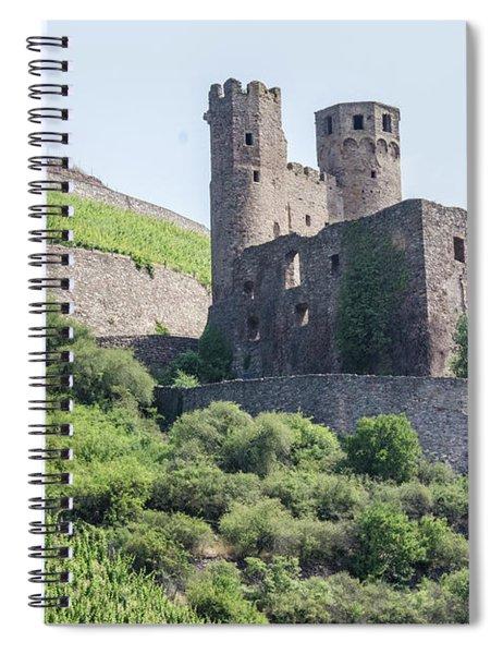 Ehrenfels Castle Spiral Notebook