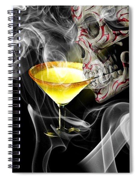 Elderly Immortality Spiral Notebook