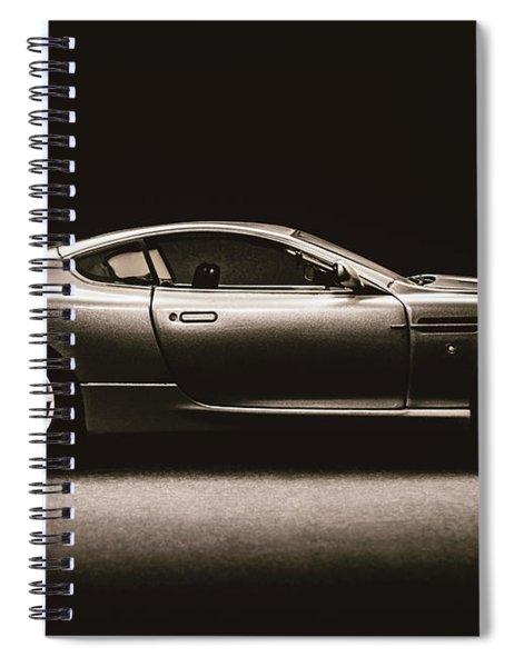Elegant Darkness Spiral Notebook