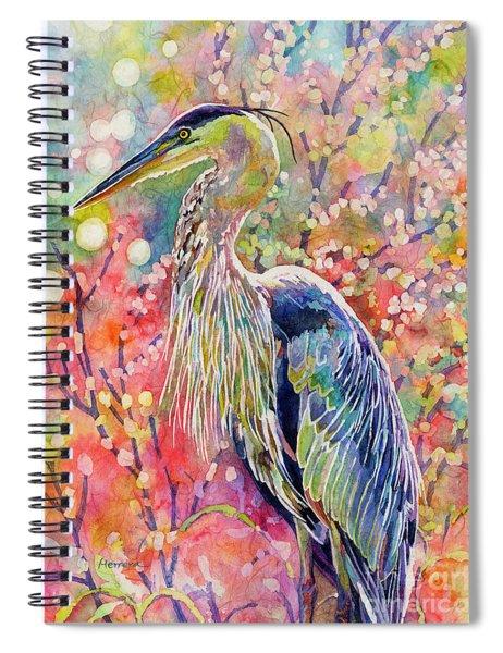 Elegant Repose Spiral Notebook