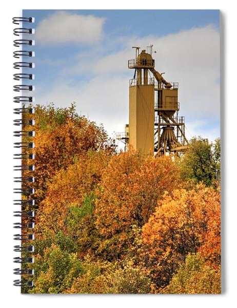 Elevator Top Spiral Notebook