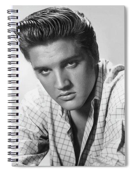 Elvis Presley Studio Promo 3 Spiral Notebook