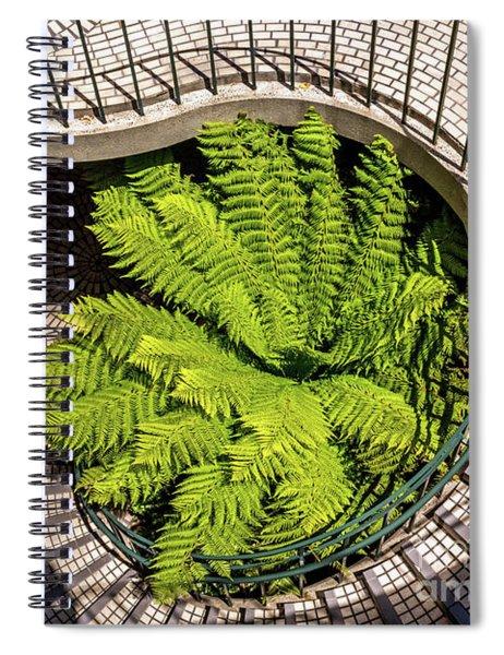 Embarcadero Stairway Spiral Notebook