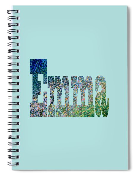 Emma Spiral Notebook