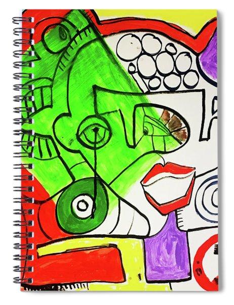 Emotions Spiral Notebook