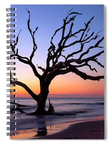 Empty Arms Spiral Notebook