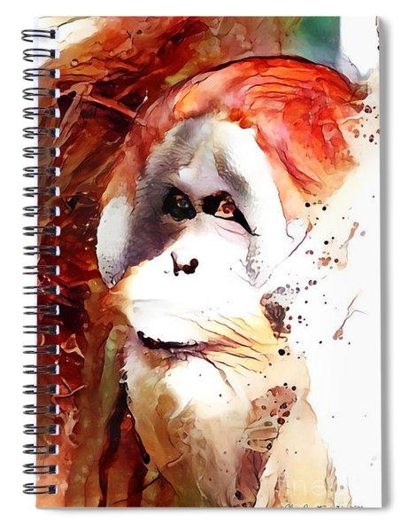 Endangered Spiral Notebook