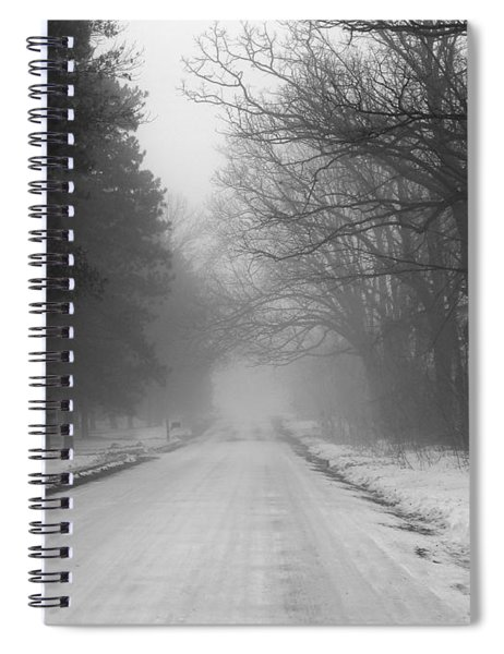 Endings Spiral Notebook