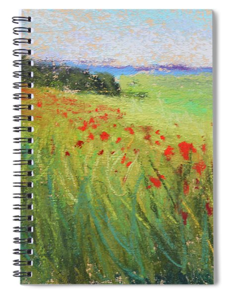 Endless Meadow Spiral Notebook