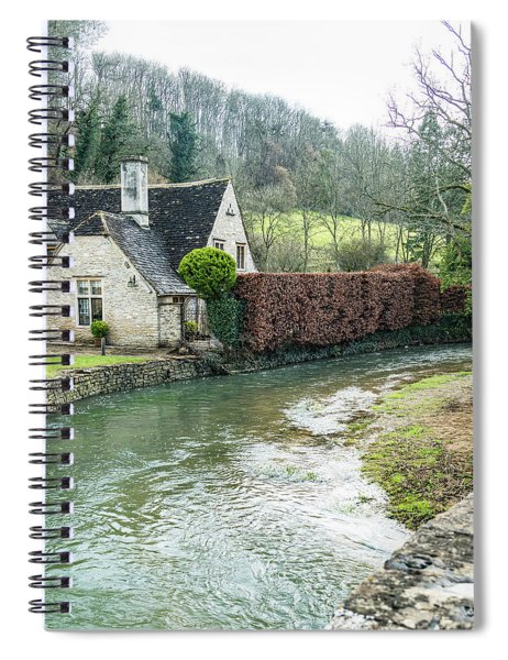 English Creek Spiral Notebook
