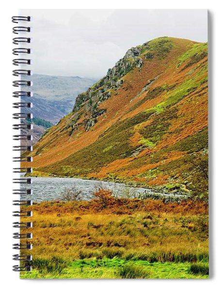 Ennerdale Water English Lake District Spiral Notebook